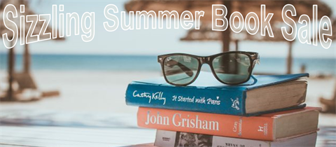 Sizzling Summer Booksale